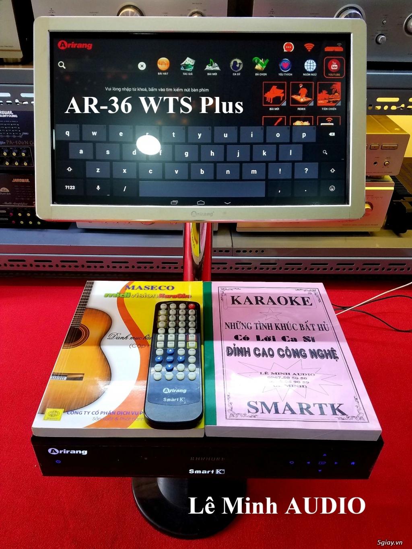 Đầu KaraOke Arirang 3600 Deluxe A - SmartK - 3600 HDMI - AR3600 - AR3600S - 21