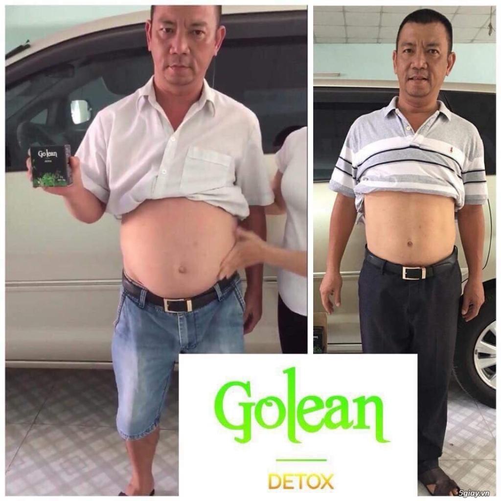 Trà giảm cân Golean Detox - 3