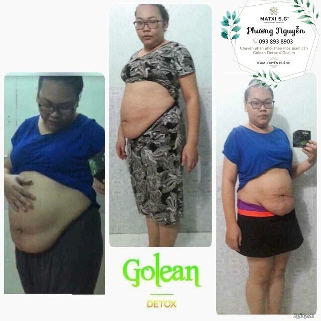 Trà giảm cân Golean Detox - 2