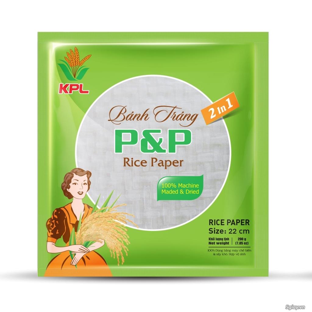 Bánh tráng xuất khẩu P&P - 4