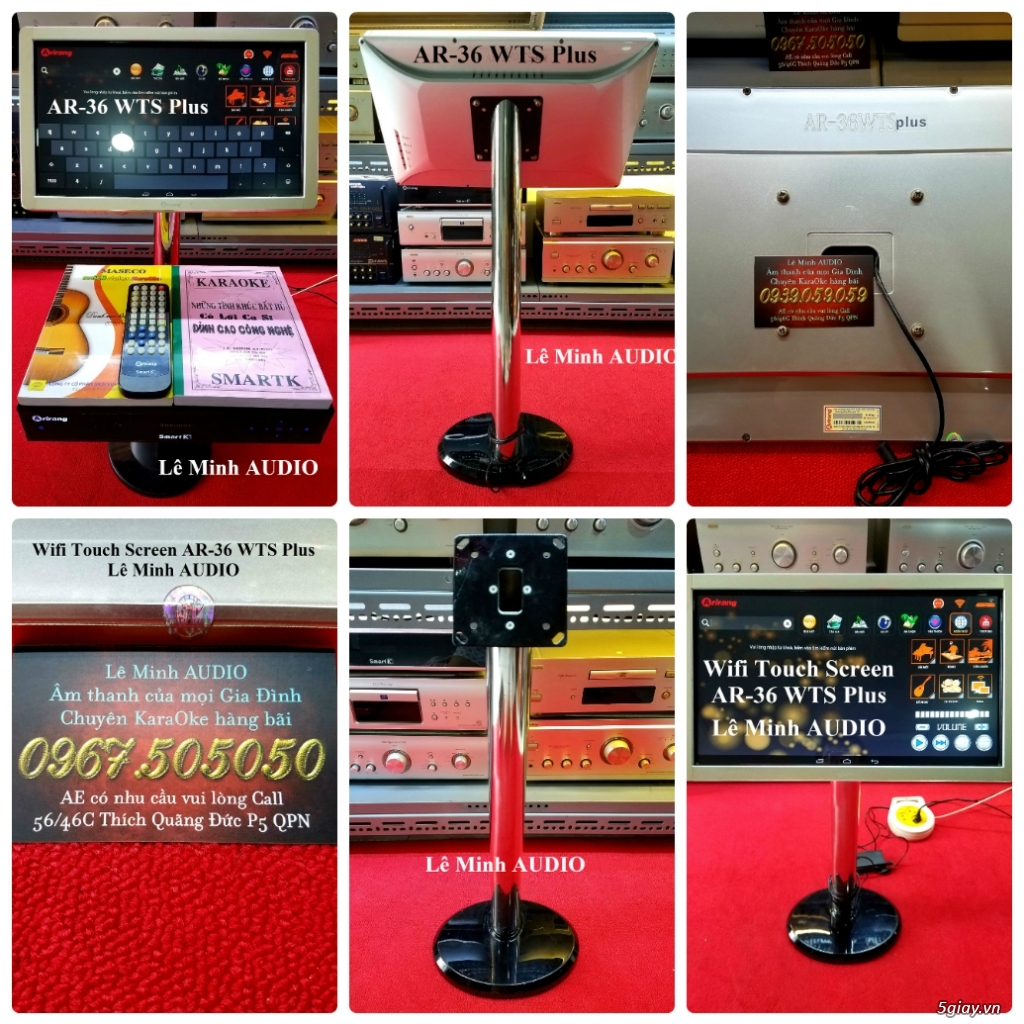 Đầu KaraOke Arirang 3600 Deluxe A - SmartK - 3600 HDMI - AR3600 - AR3600S - 25