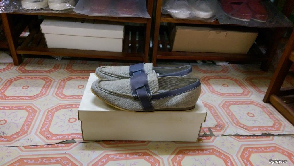 XẢ lô hàng chuyên giầy xuất khẩu tồn kho - 10