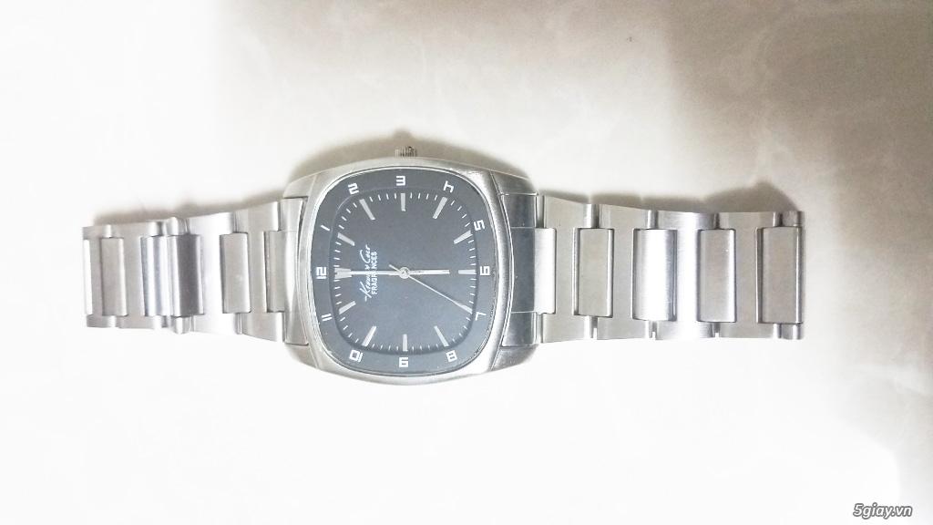 Đồng hồ chính hãng của Mỹ dư xài máy pin Quazt , máy tự động Automatic - 6