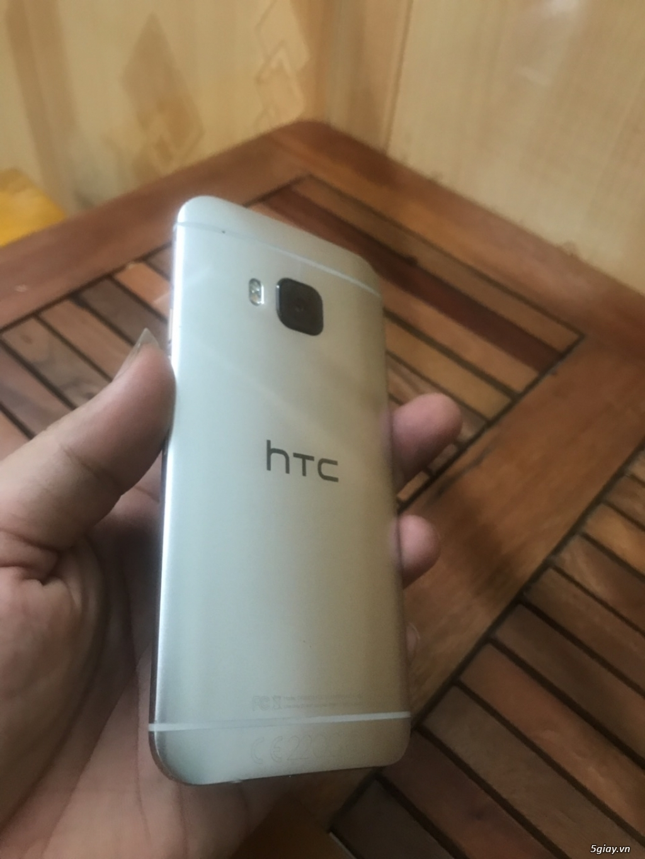 Bán HTC M9 còn xài ngon