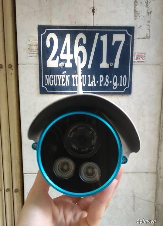 camera Giám sát Yoosee ngoài trời 3.0Mp chống nước siêu nét - 1