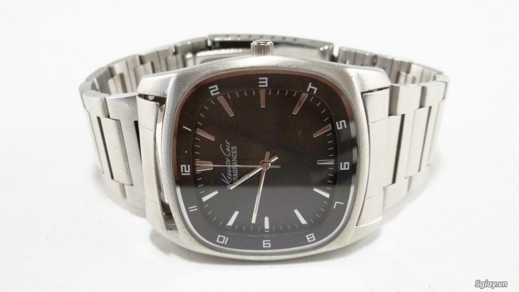 Đồng hồ chính hãng của Mỹ dư xài máy pin Quazt , máy tự động Automatic - 5