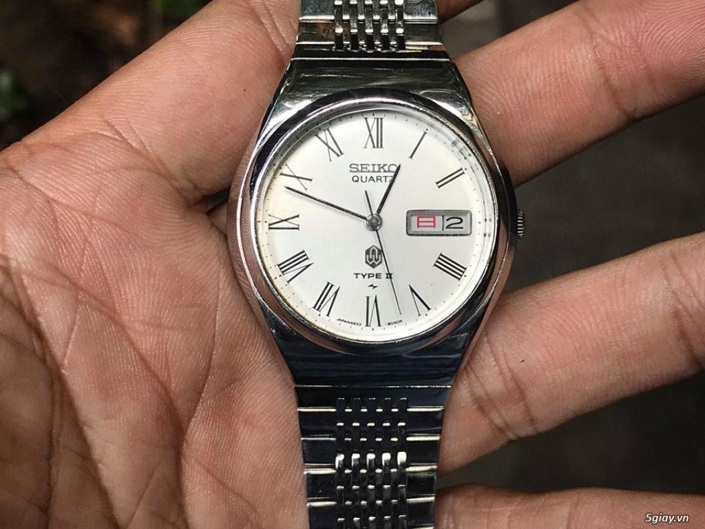 đồng hồ japan.  thụy sĩ giá tốt hàng chất mới 95% - 36