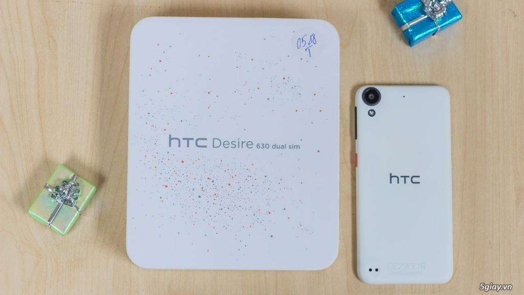 Bán HTC Desire 630 mới mua được 2 tuần lễ 1tr8  0933 629 113 - 1