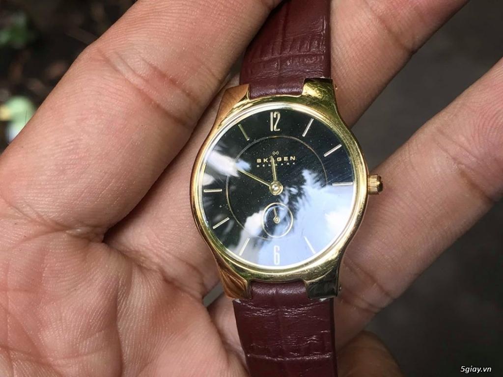 đồng hồ japan.  thụy sĩ giá tốt hàng chất mới 95% - 14