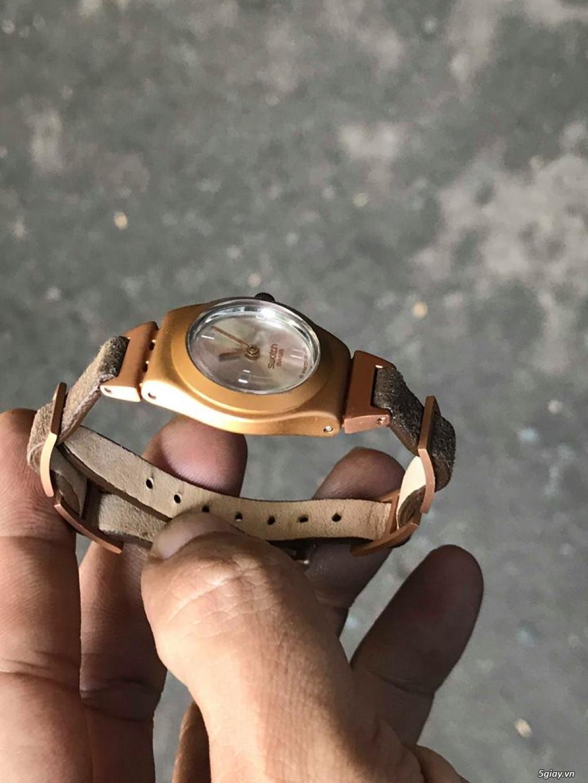 đồng hồ japan.  thụy sĩ giá tốt hàng chất mới 95% - 29