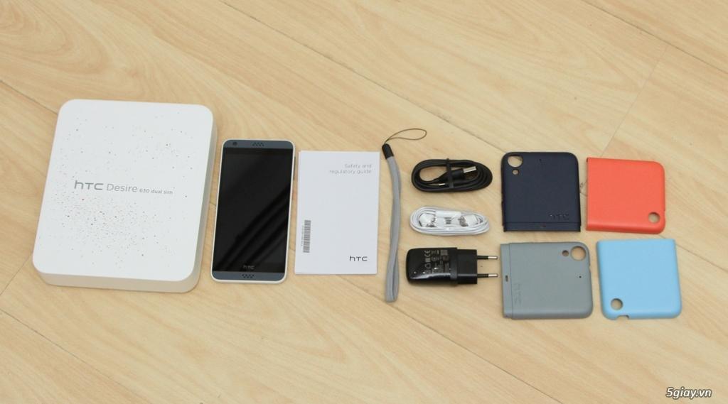 Bán HTC Desire 630 mới mua được 2 tuần lễ 1tr8  0933 629 113 - 2