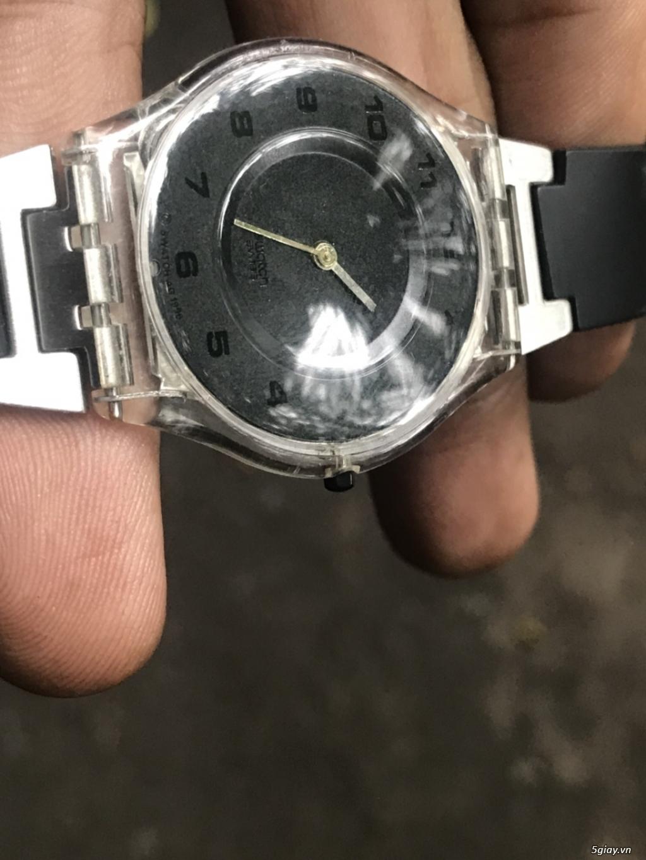 đồng hồ japan.  thụy sĩ giá tốt hàng chất mới 95% - 17