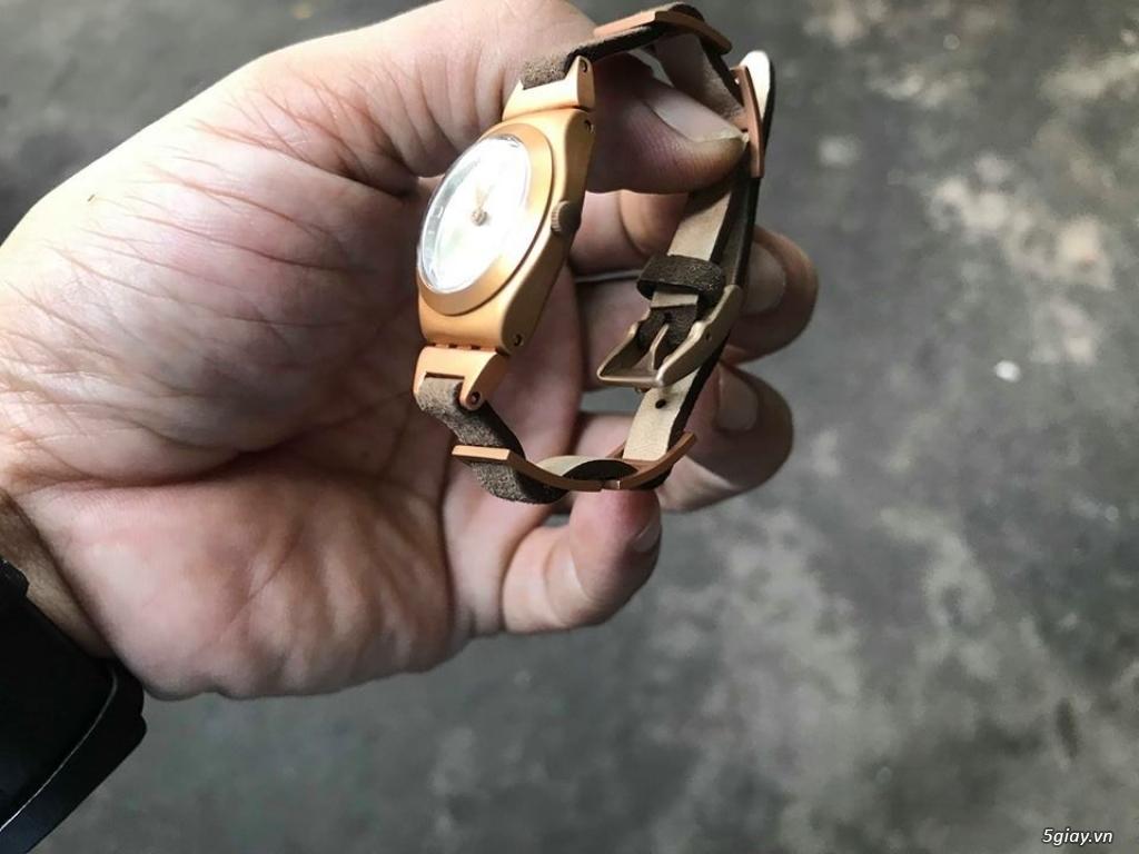 đồng hồ japan.  thụy sĩ giá tốt hàng chất mới 95% - 27