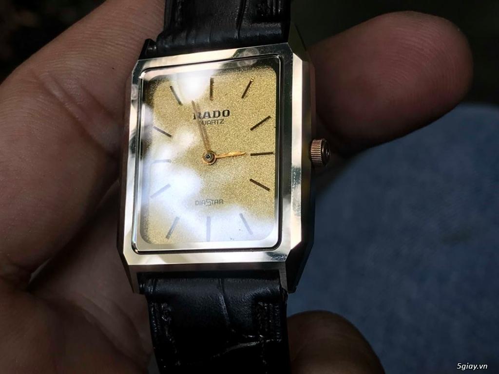 đồng hồ japan.  thụy sĩ giá tốt hàng chất mới 95% - 30