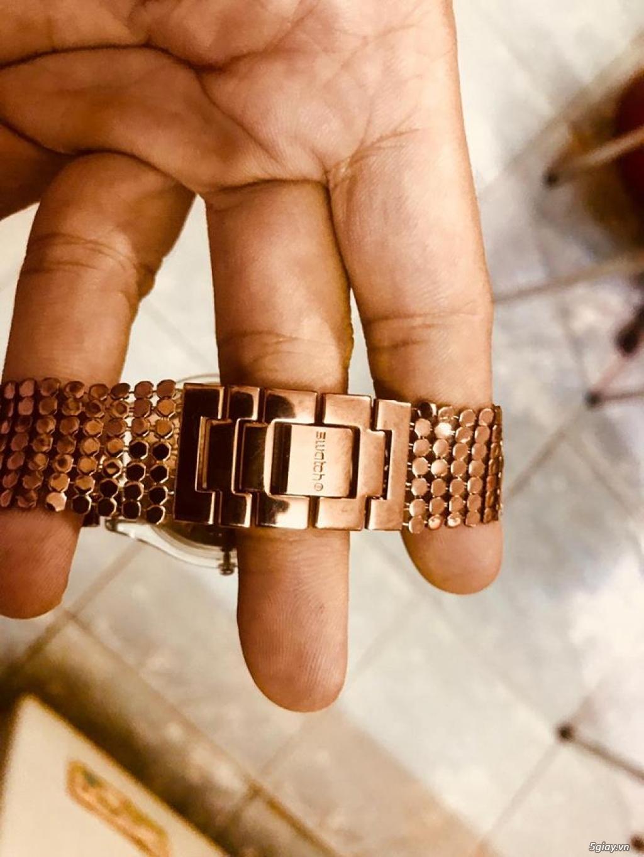 đồng hồ japan.  thụy sĩ giá tốt hàng chất mới 95% - 6