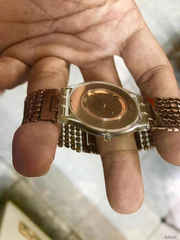 đồng hồ japan.  thụy sĩ giá tốt hàng chất mới 95% - 8