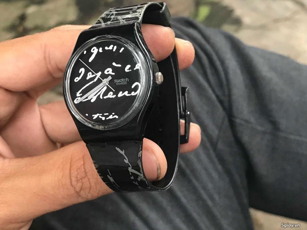 đồng hồ japan.  thụy sĩ giá tốt hàng chất mới 95% - 42