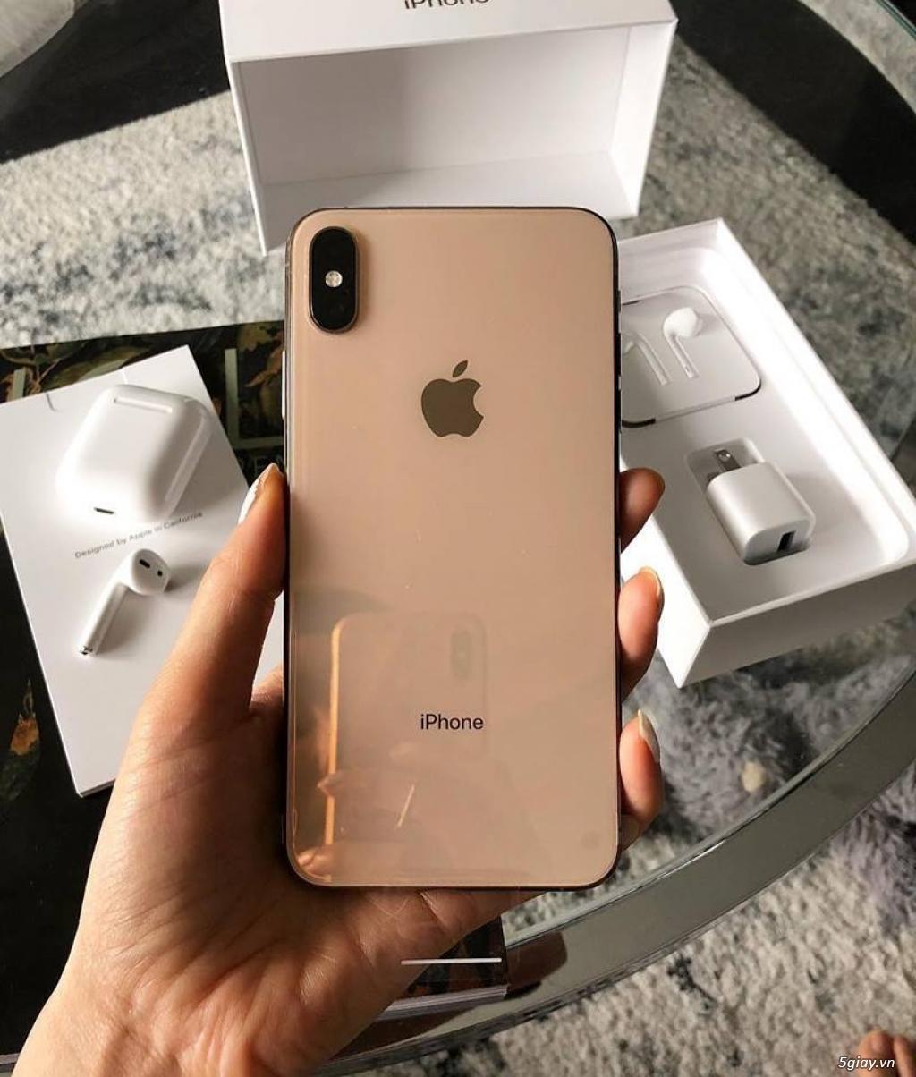iphone Xs max 64G , 256G brand new 100% USA nguyên hộp giá tốt