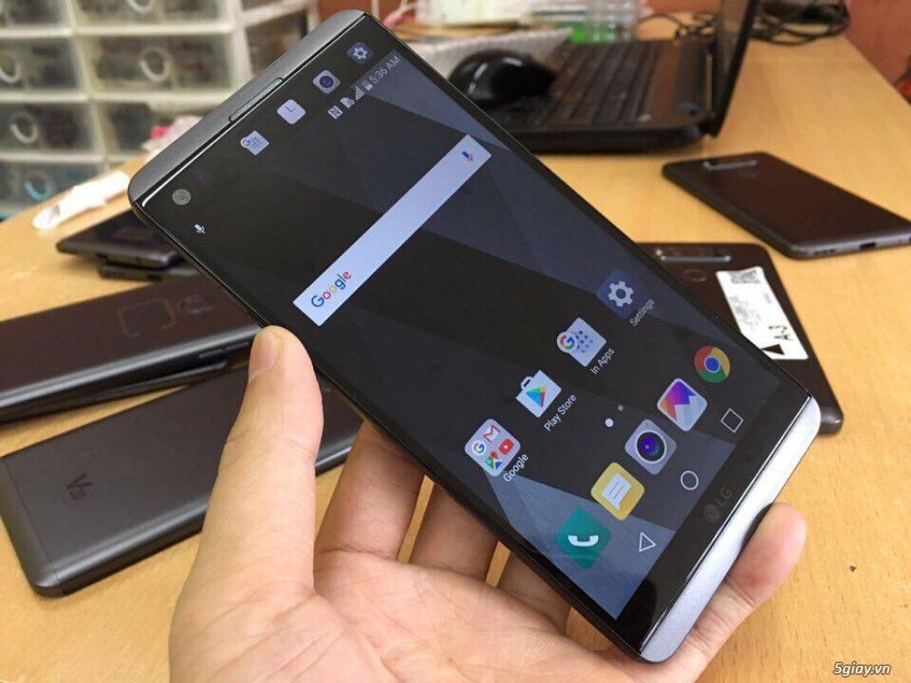 LG V20 bản mỹ hàng đẹp - 11