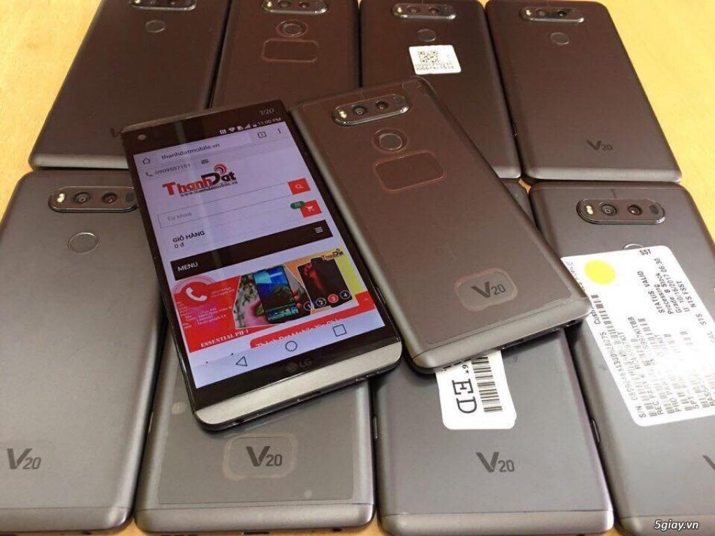LG V20 bản mỹ hàng đẹp - 14