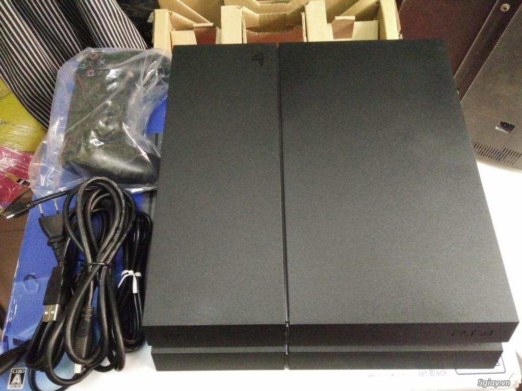 PS4 1200 Fullbox like new 5.05 chơi game chép