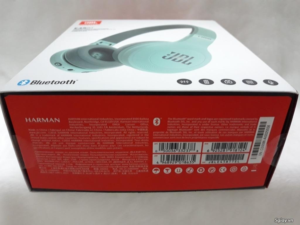Tai nghe JBL Harman E45-BT xách tay từ Mỹ - 3