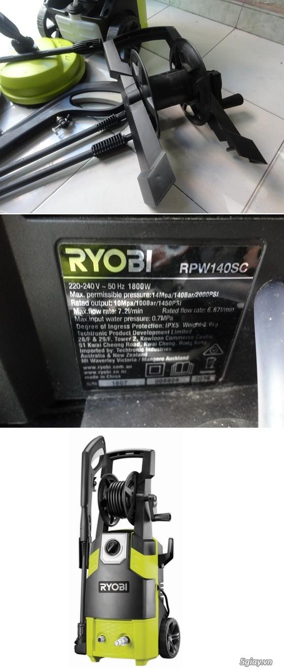 Máy xịt rửa xe,máy nén khí,máy hút bụi,máy phát điện và các loại khác nhập khẩu châu âu giá rẻ - 21