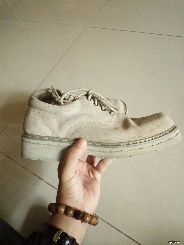 Vài đôi giày cũ giày hiệu  chính hãng còn đẹp và tốt 100% - 2