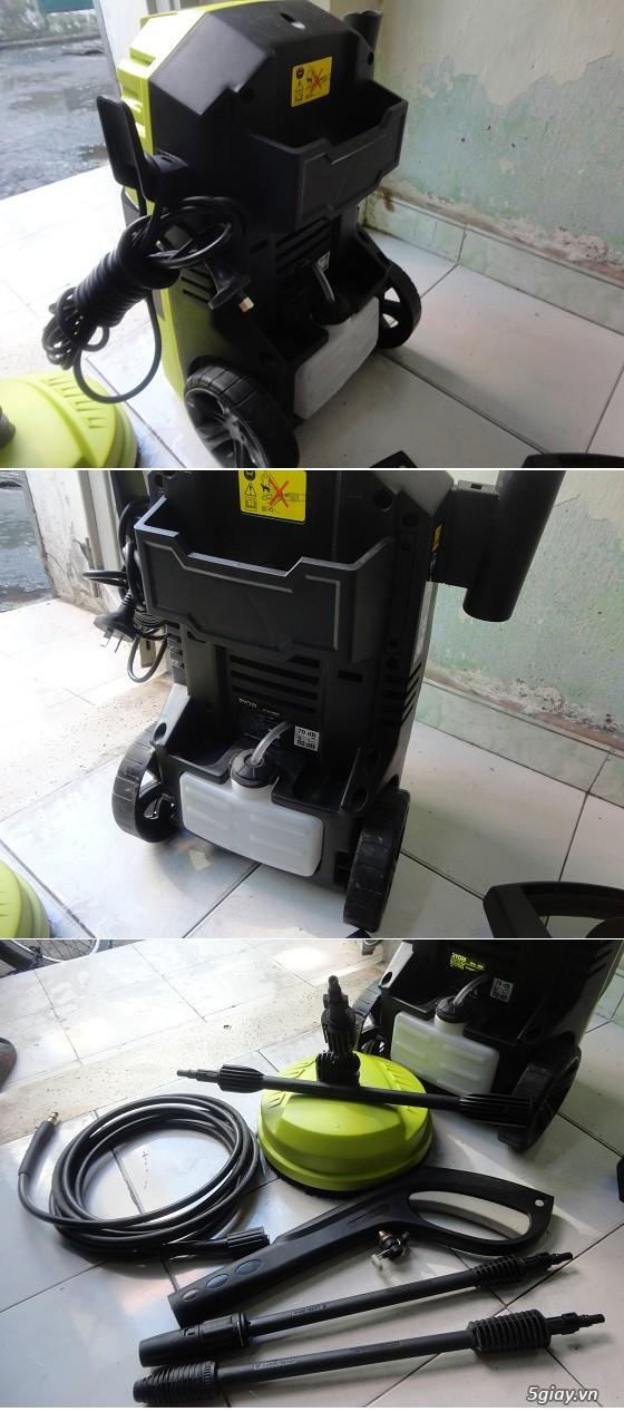 Máy xịt rửa xe,máy nén khí,máy hút bụi,máy phát điện và các loại khác nhập khẩu châu âu giá rẻ - 11