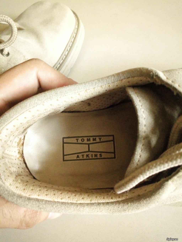 Vài đôi giày cũ giày hiệu  chính hãng còn đẹp và tốt 100% - 3