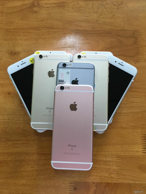 iPhone 6S 64Gb Zin Nguyên Bản Đẹp New 99,9% Giá Tốt ! - 8