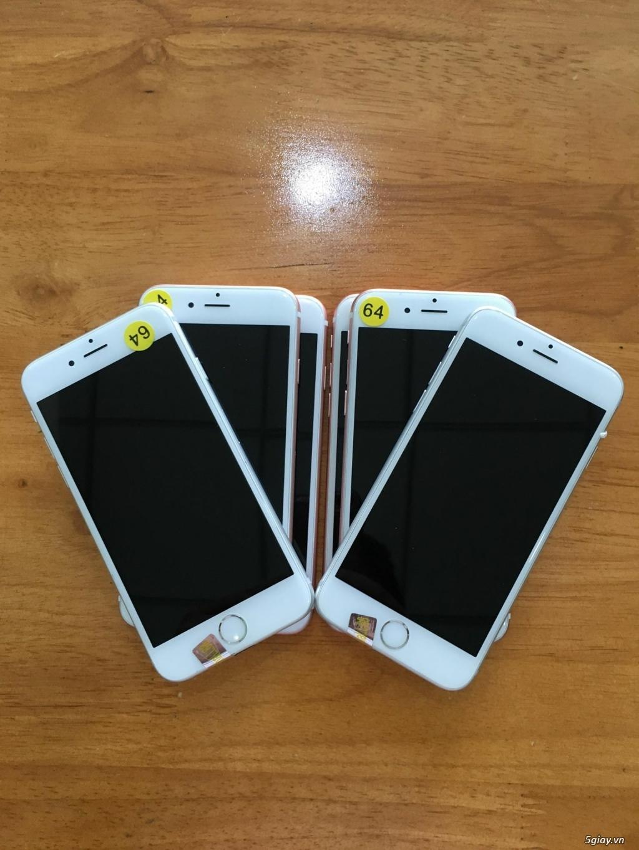 iPhone 6S 64Gb Zin Nguyên Bản Đẹp New 99,9% Giá Tốt ! - 7