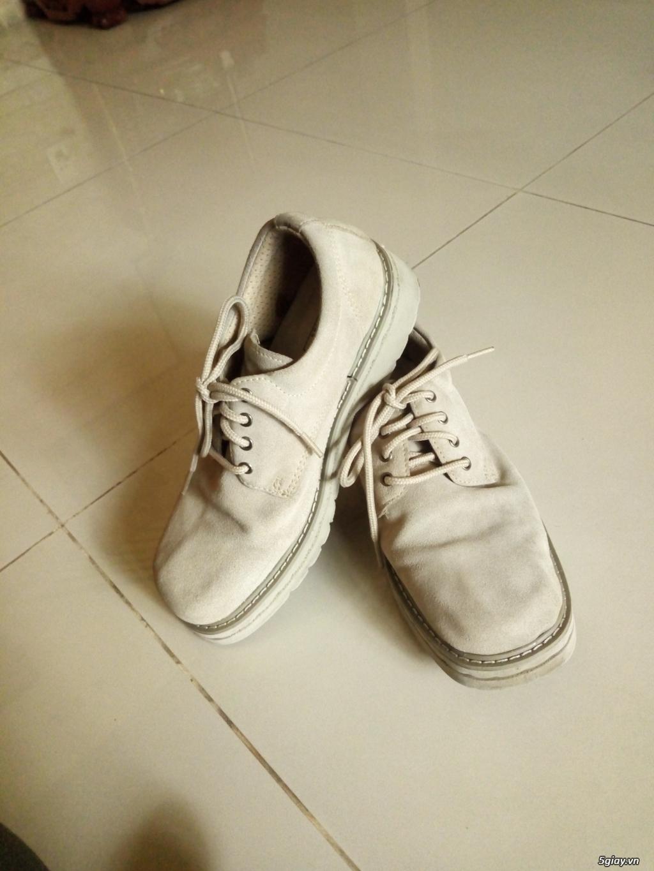 Vài đôi giày cũ giày hiệu  chính hãng còn đẹp và tốt 100%