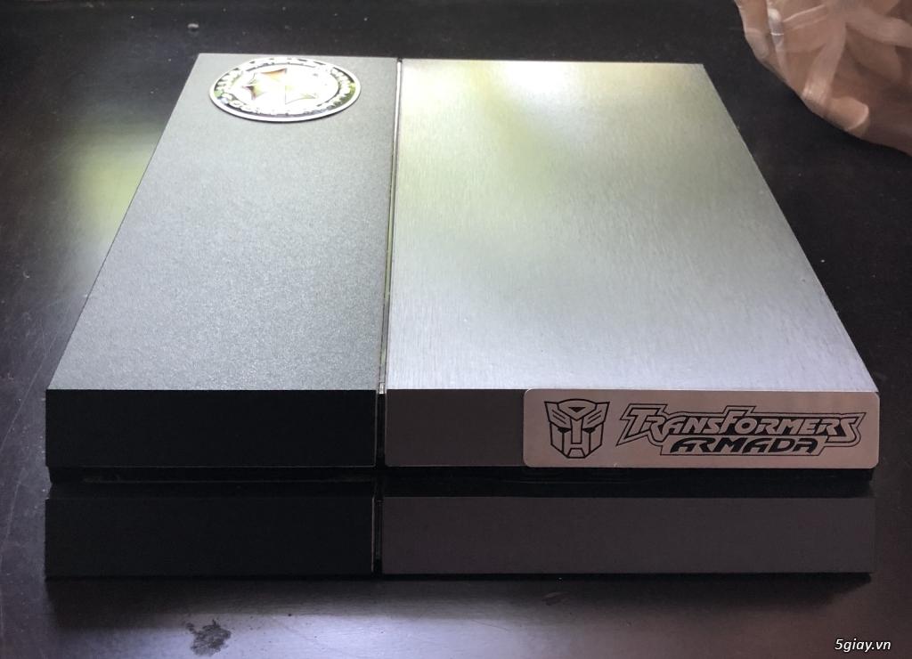 Bán PS4 đời đầu 97% kèm 2 game GTA5 & NBA2k17 - 1