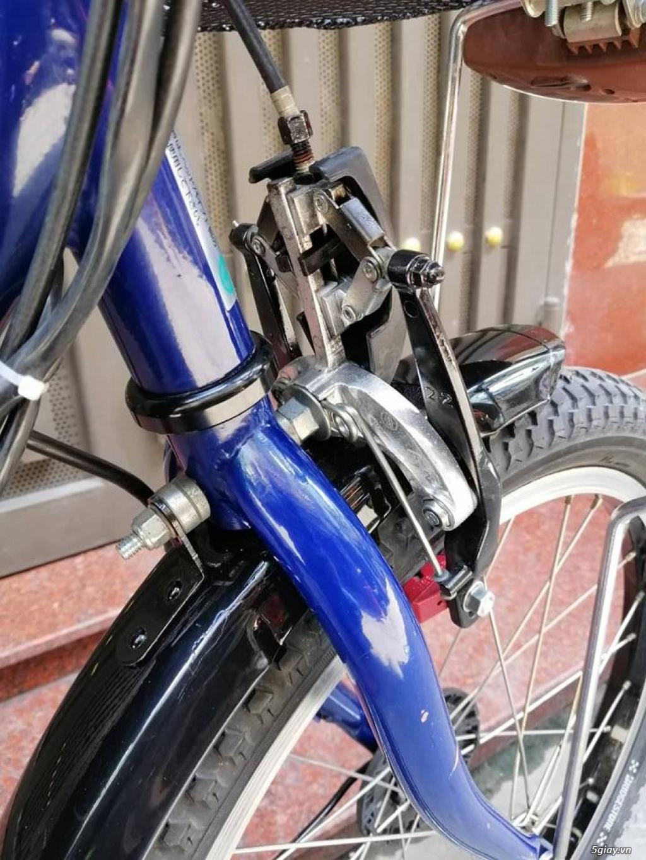Thanh lý lô 3 xe đạp điện tay ga , trợ lực hàng Nhật giá rẻ ,pin zin - 19