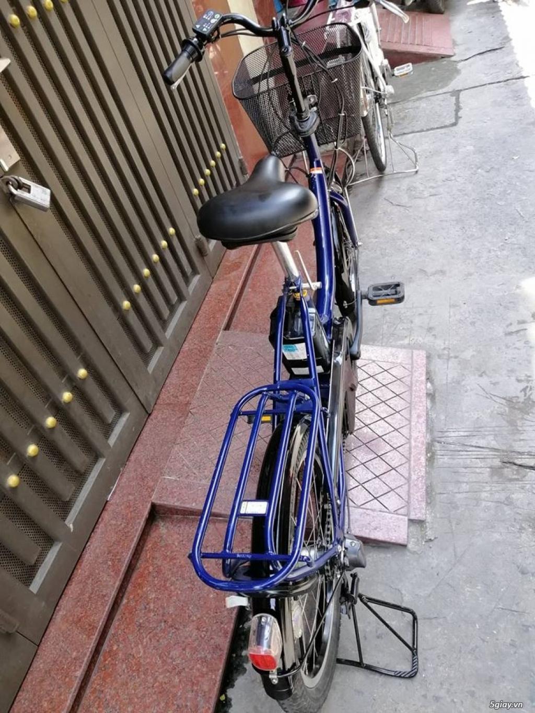 Thanh lý lô 3 xe đạp điện tay ga , trợ lực hàng Nhật giá rẻ ,pin zin - 30