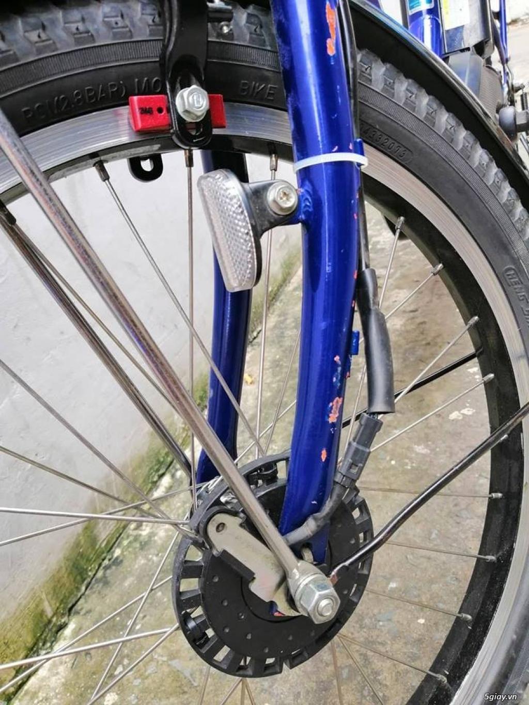 Thanh lý lô 3 xe đạp điện tay ga , trợ lực hàng Nhật giá rẻ ,pin zin - 22