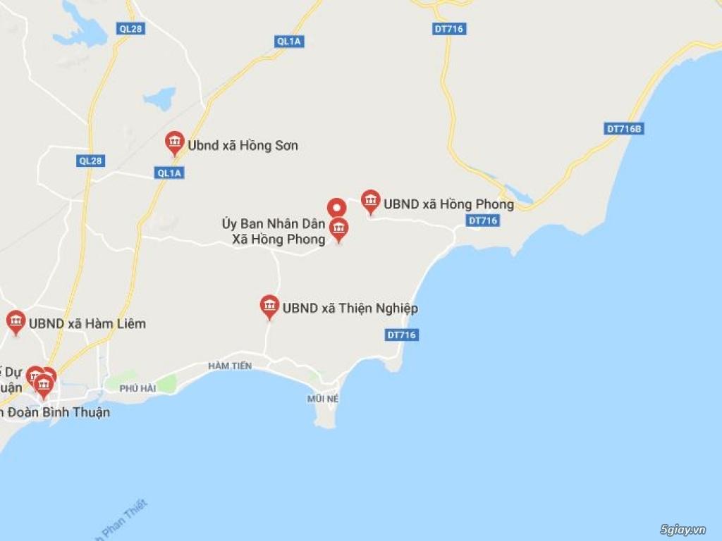 ~5500m2 - (đường đất 12m) tỉnh Bình Thuận, TP Phan Thiết - 1