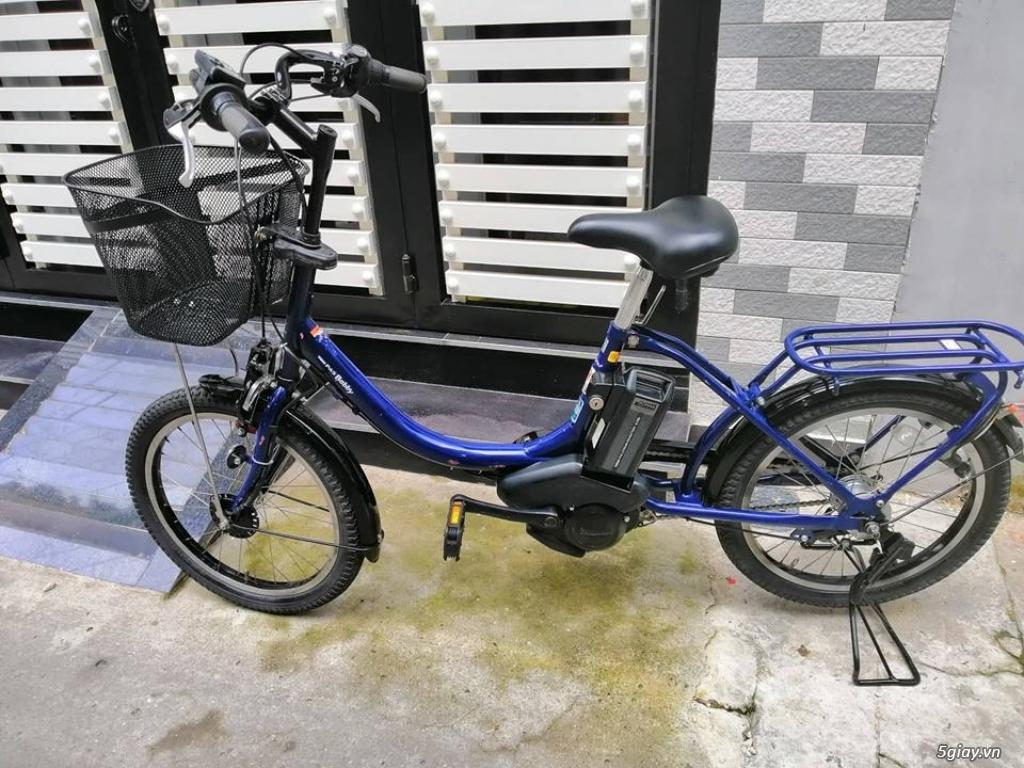 Thanh lý lô 3 xe đạp điện tay ga , trợ lực hàng Nhật giá rẻ ,pin zin - 14