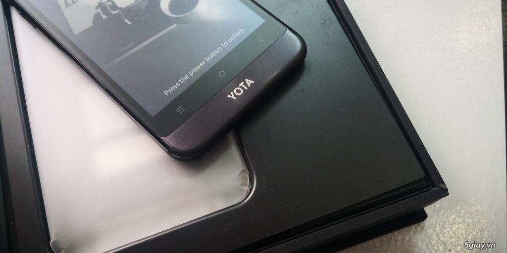 Yota3 | yotaphone fulbox siêu phẩm 2 màn hình từ Nga - 1