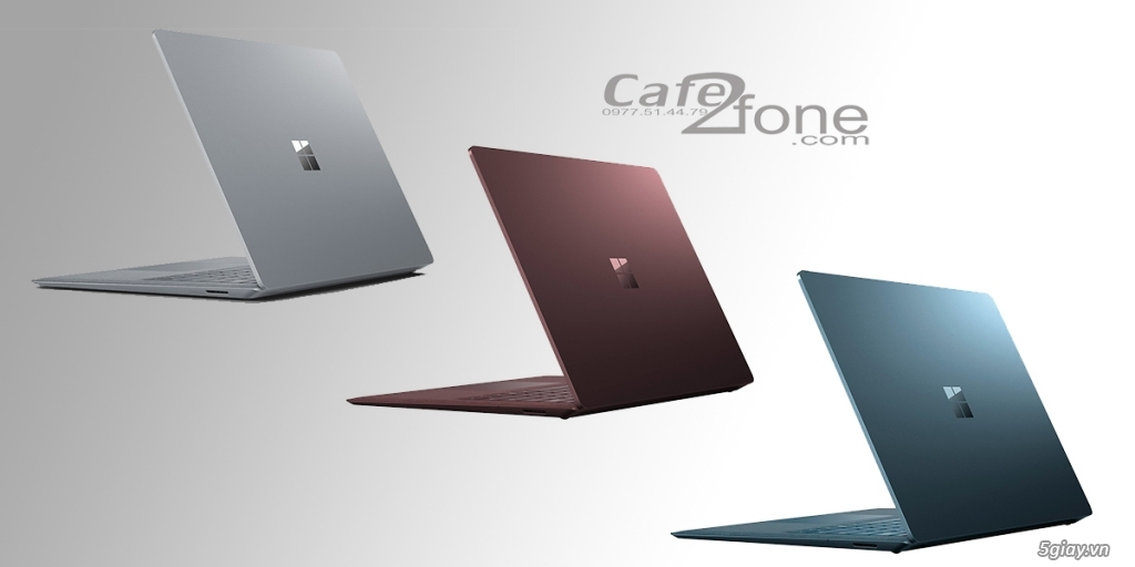 Cafe2fone.com: Surface Laptop - Surface Book - Surface Pro và Phụ kiện