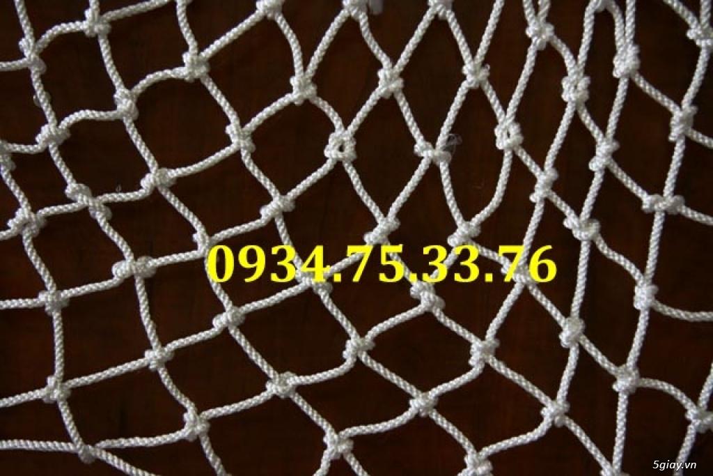 lưới an toàn, lưới chống rơi, lưới bao che công trình - 3
