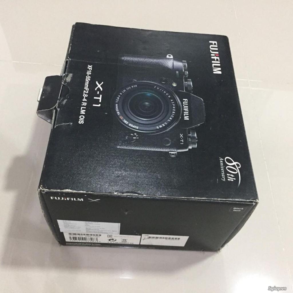Thanh Lý - Máy ảnh FUJIFILM X-T1 (Hàng Ngon - Giá Tốt) - 5