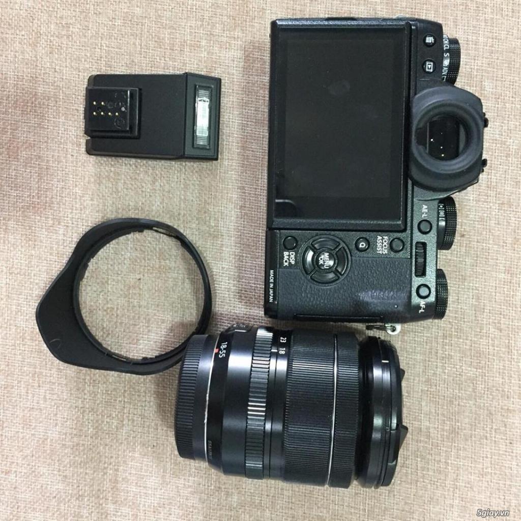 Thanh Lý - Máy ảnh FUJIFILM X-T1 (Hàng Ngon - Giá Tốt) - 6