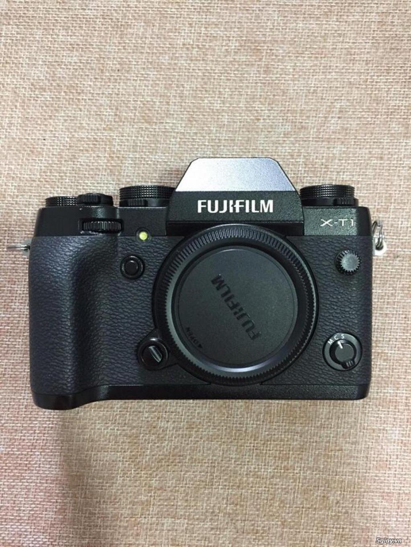 Thanh Lý - Máy ảnh FUJIFILM X-T1 (Hàng Ngon - Giá Tốt) - 4