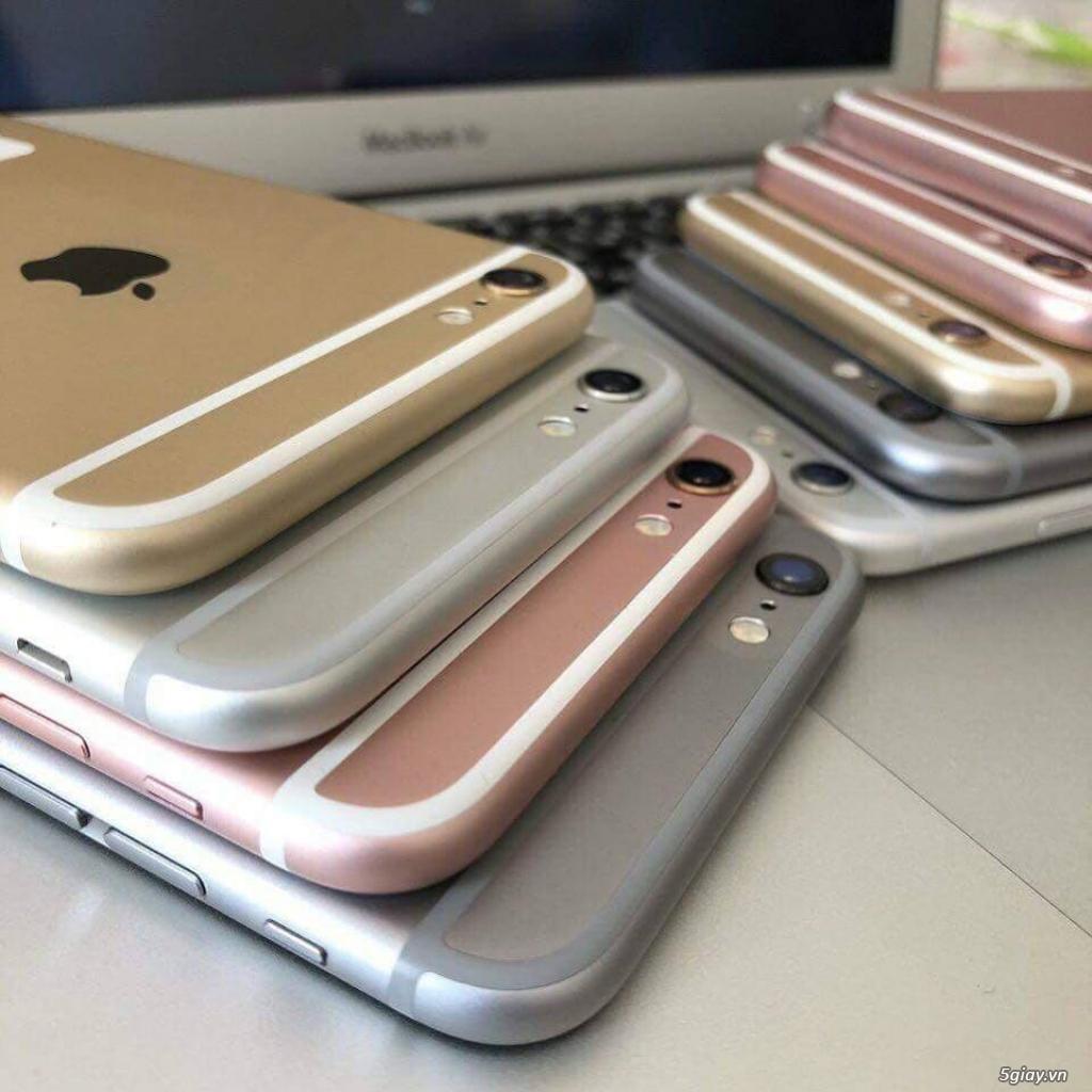 [ iPhone 6S QUỐC TẾ ] 16GB & 64GB ĐỦ MÀU CHO AE LỰA CHỌN - 5