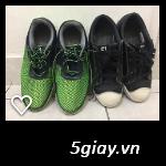 Bán bộ golf trẻ em 10-12 tuổi + giày golf Footjoy 7-9 - 1