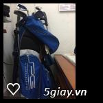 Bán bộ golf trẻ em 10-12 tuổi + giày golf Footjoy 7-9 - 2