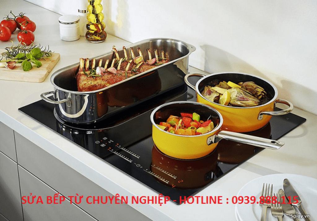 Sửa bếp từ chuyên nghiệp tại nhà