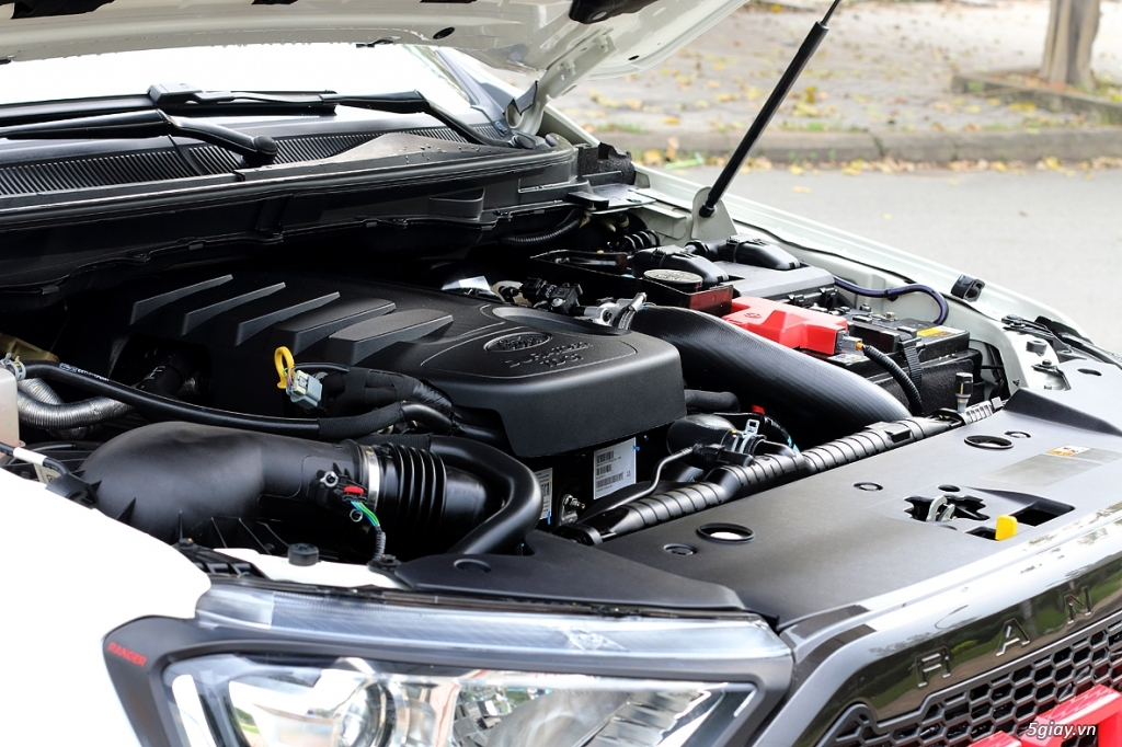 Cần Bán: Ford RANGER WildtraK 3.2 4x4 full 11/2015 như mới (Full hình) - 30
